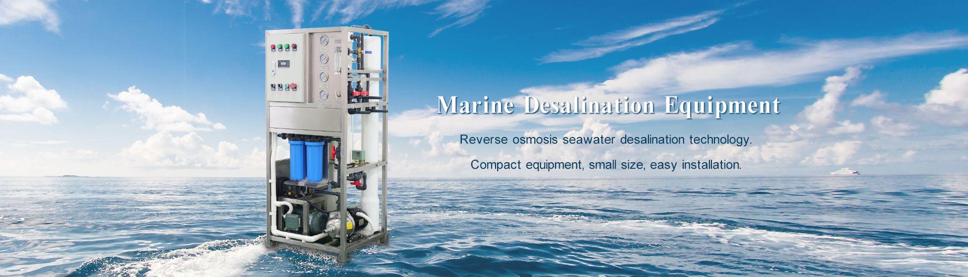 Marine Desalination Equipment